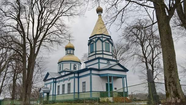 На Житомирщині перша громада колишньої УПЦ МП перейшла до ПЦУ
