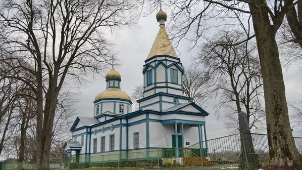 На Житомирщине первая община бывшей УПЦ МП перешла к ПЦУ.