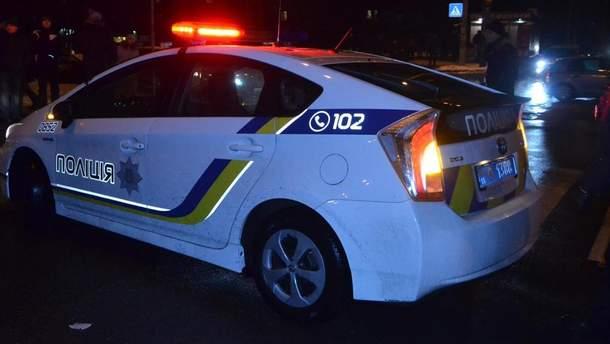 В полиции Киева сообщили, что неизвестные блокировали их офис