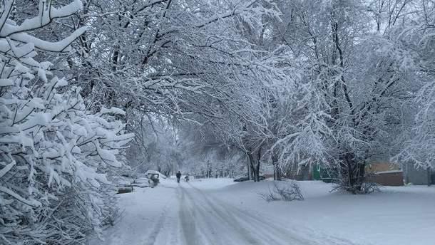 Когда в Украину придут сильные морозы