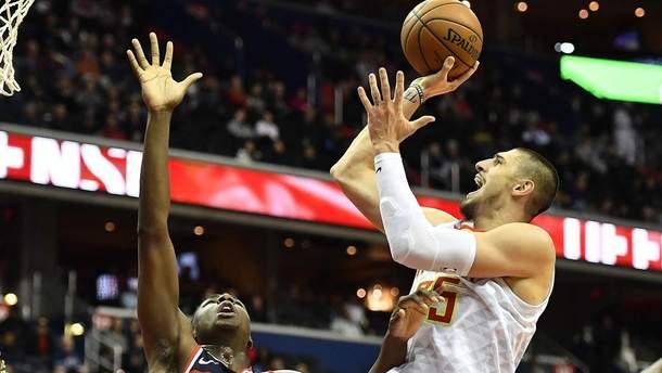 Алексей Лень и Святослав Михайлюк провели очередные матчи в НБА