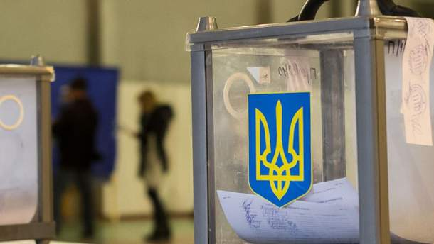 За рубежом находится более полумиллиона украинских избирателей