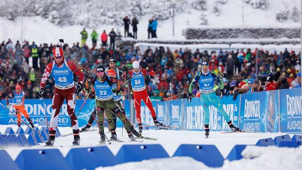 Етап Кубка світу з біатлону в Оберхофі