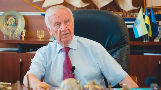 Депутат предлагает отправить в досрочную отставку мэра Черноморска Валерия Хмельнюка