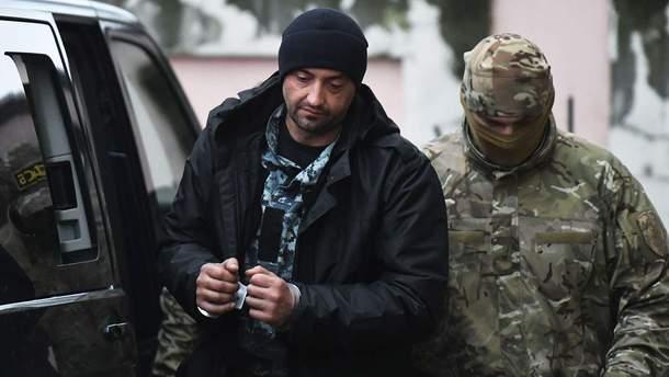 Состояние здоровья пленных украинских моряков удовлетворительное, заявляет российская сторона