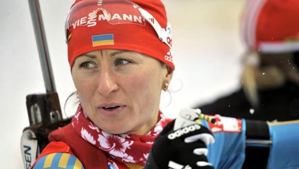 Семеренко прокоментувала гонку в Оберхофі
