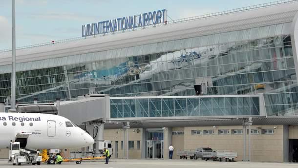 Львівській аеропорт