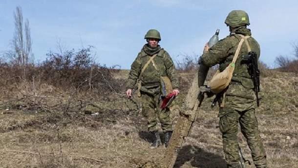 Россия проводит в Крыму военные учения