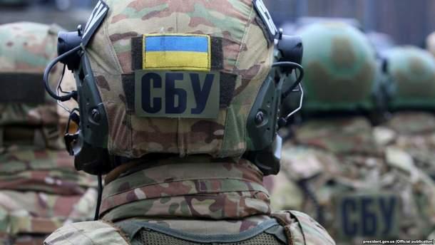 Співробітники СБУ затримали проросійську агітаторку в Одесі