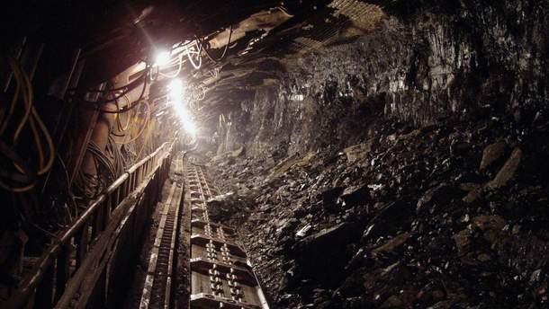 На вугільній шахті у Китаї сталася аварія
