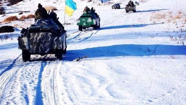 Сутки на Донбассе: 3 обстрела позиций ОС, 1 боевик погиб, 1 ранен