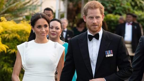 Принц Гаррі та Меган Маркл проігнорували день народження Кейт Міддлтон