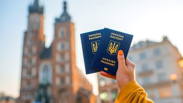 Скіль віз видала Польща українським громадянам у 2018