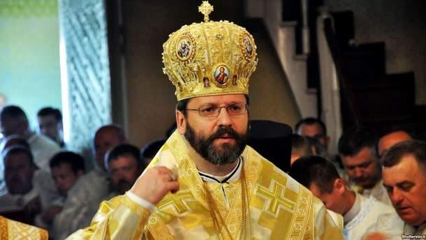 Глава УГЦК заявив, що не бачить переходів греко-католиків до ПЦУ