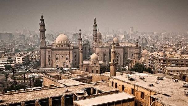 Столиця Єгипту – Каїр