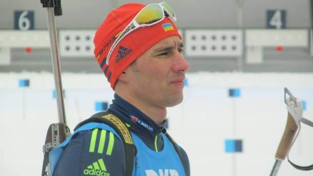 Украинские биатлонисты прокомментировали эстафету