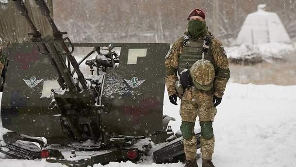 На Донбассе ранены двое украинских военных, боевики понесли значительные потери