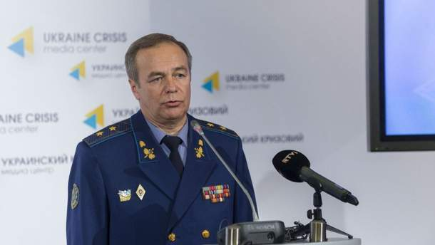 Экс-заместитель начальника Генштаба ВСУ