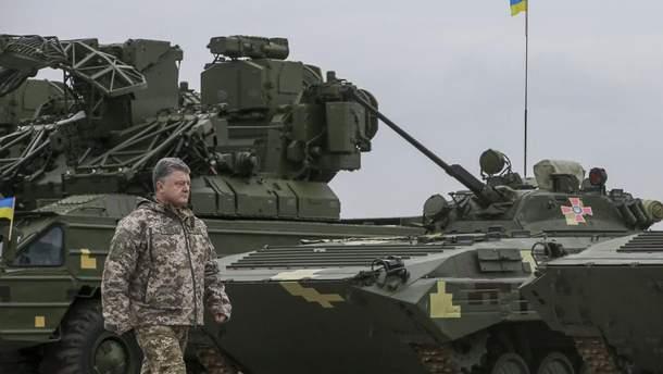 За 5 лет украинская армия получила 26 тысяч единиц оружия и военной техники
