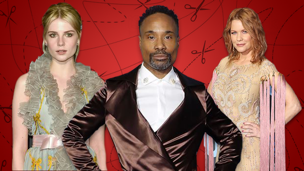 Провальные образы на Critics' Choice Awards 2019