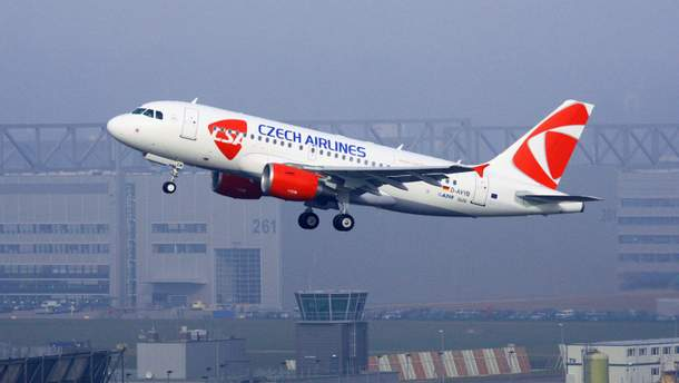 Чеська авіакомпанія поновить рейси до Одеси