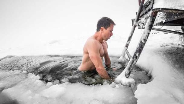 Водохреща 2019: де купатися у Києві в ополонці