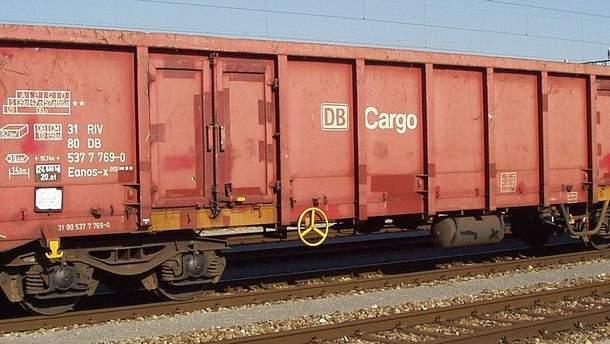 Вантажний вагон
