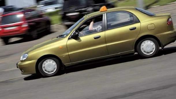 Uklon більше не використовуватиме авто марки Daewoo  Lanos