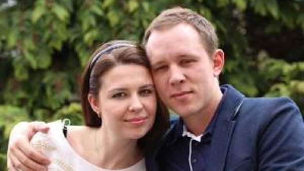 Виталий и Мария Забуга