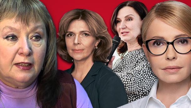 Выборы 2019 - женщины кандидаты в президенты Украины 2019 - рейтинг и шансы
