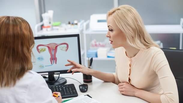 Фото женщина у гинеколога на приеме — pic 10