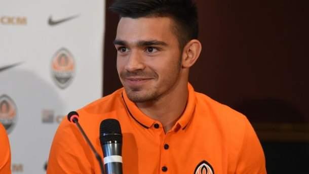 Сергей Гринь заявил, что не хочет играть в Украине