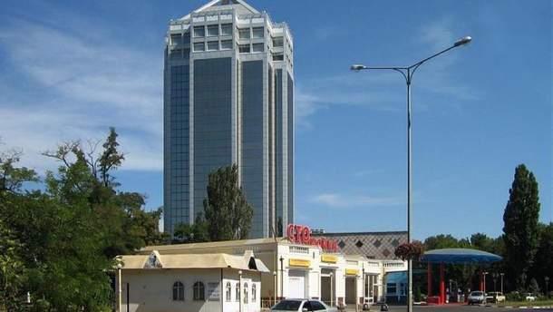 Бізнес-центр в Одесі виставлений на аукціон