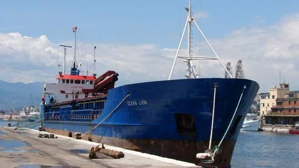 Із судна Ocean Lion під прапором Ліберії в Індійському океані зник український моряк