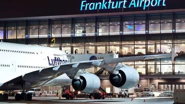 Немецкие аэропорты бастуют