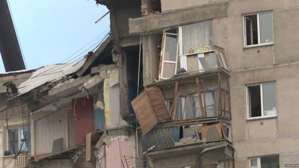 Вибух у Ростовській області: карма є