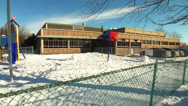 Начальная школа в Монреале