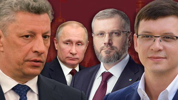 Які шанси на виборах президента України в проросійських кандидатів?