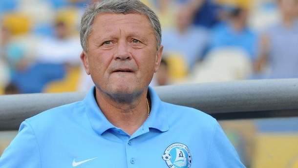 Маркевич признался, сколько платил футболистам Днепра