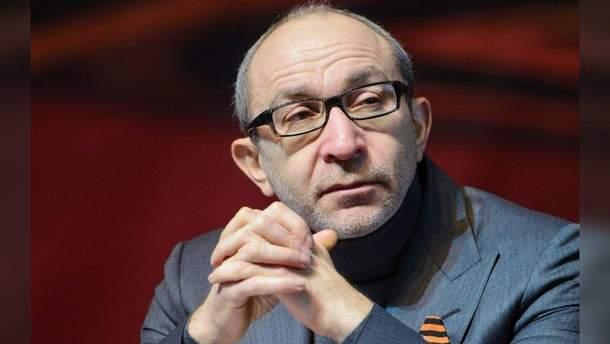 Кернес отдал предпринимателей Харькова на откуп человеку-невидимке