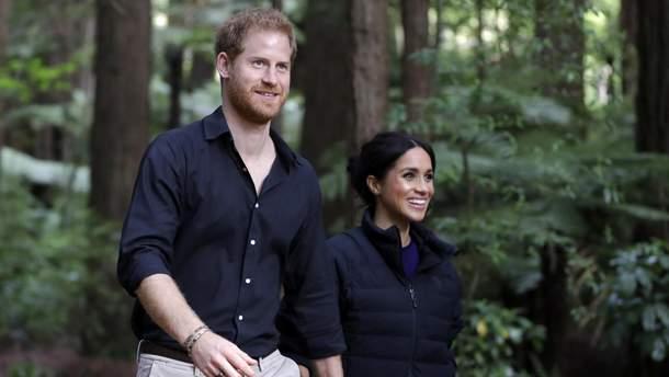 Меган Маркл і принц Гаррі