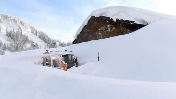 Негода в Австрії