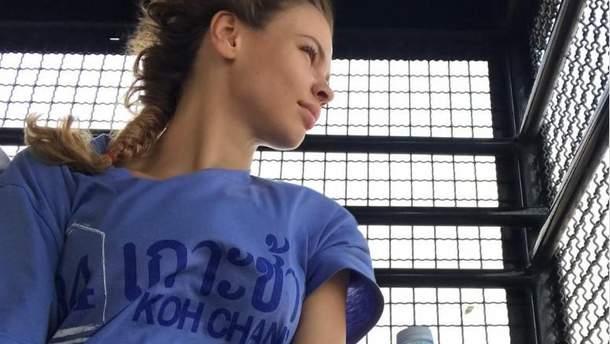 Анастасія Рибка