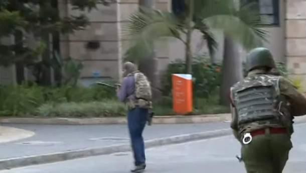 Готельний комплекс у Кенії атакували терористи