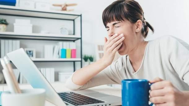 Сон менше ніж 6 годин збільшує ризик атеросклерозу