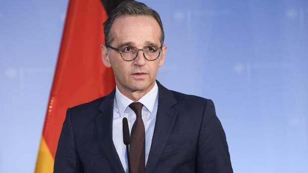 Руководитель  МИД Германии приедет в столицу  18января