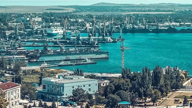 В оккупированной Керчи Украина предлагает разместить базу ОБСЕ