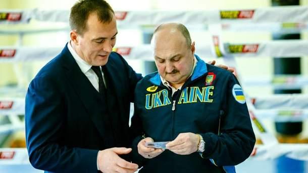 Сосновский рассказал, как его вытурили из сборной Украины