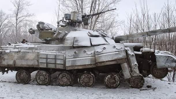 ОБСЄ зафіксувала понад 20 російських танків у районі Тернового