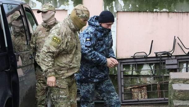 МИД Украины выразило протест на действия Лефортовского суда, который продлил арест украинским военнопленным